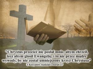 Głosić ewangelię bez popisywania się