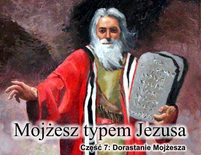 Dorastanie Mojżesza