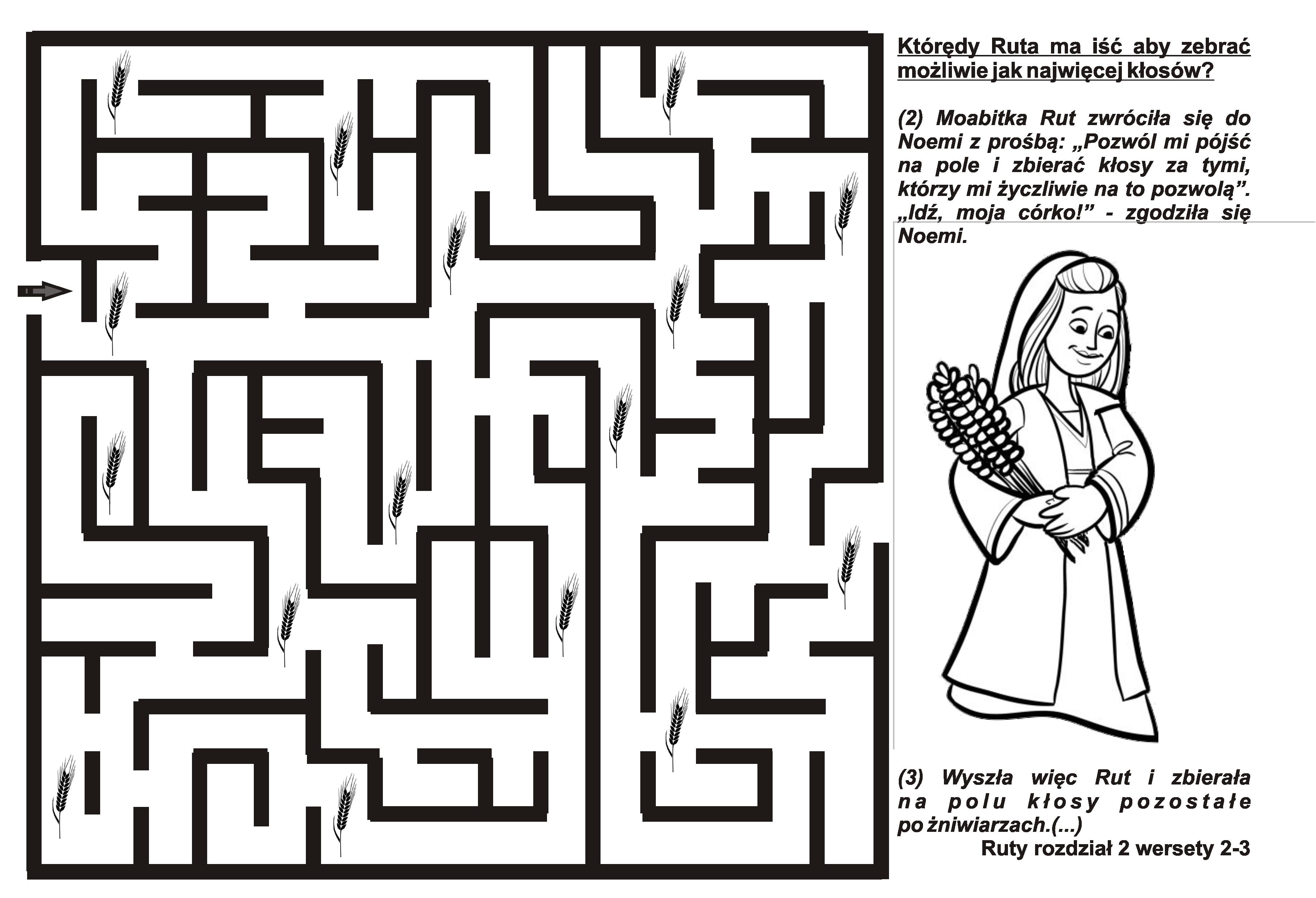 Labirynt nr 2 - średni