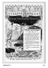 Sztandar Biblijny nr 009
