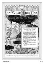 Sztandar Biblijny nr 010