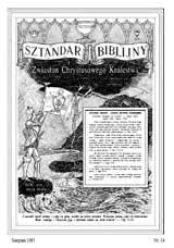 Sztandar Biblijny nr 014
