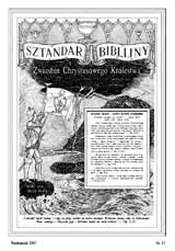 Sztandar Biblijny nr 015