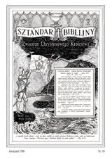 Sztandar Biblijny nr 018