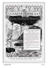 Sztandar Biblijny nr 030