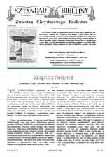 Sztandar Biblijny nr 069
