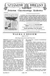 Sztandar Biblijny nr 089