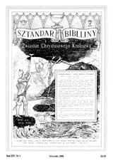 Sztandar Biblijny nr 095