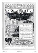 Sztandar Biblijny nr 109