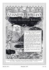 Sztandar Biblijny nr 115