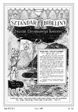 Sztandar Biblijny nr 120