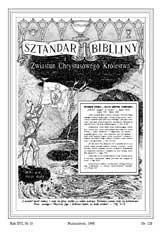 Sztandar Biblijny nr 128