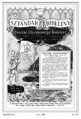 Sztandar Biblijny nr 132