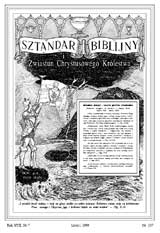 Sztandar Biblijny nr 137