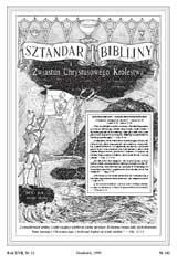 Sztandar Biblijny nr 142