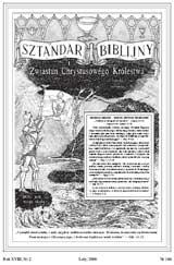 Sztandar Biblijny numer 144