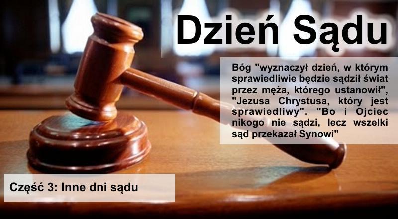 Inne dni sądu