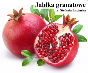 Jabłka granatowe
