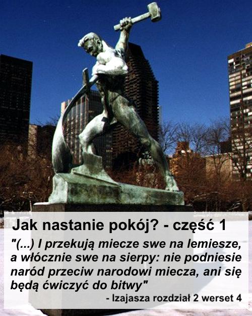 Jak nastanie pokój? - cz. 1