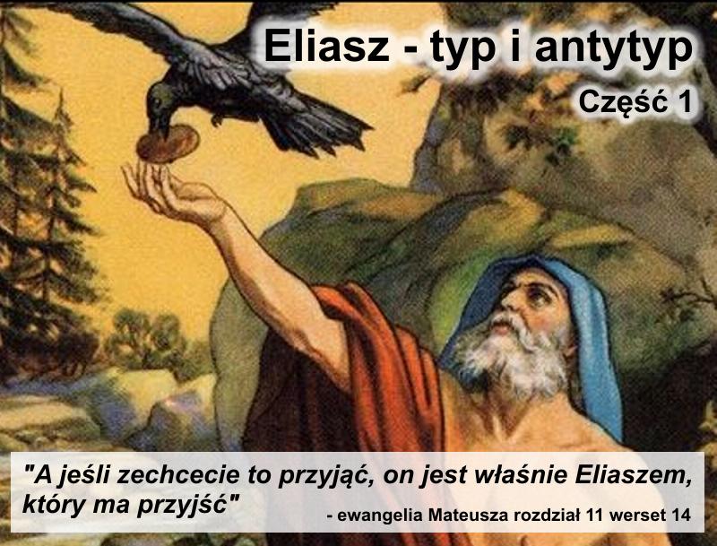 Wstęp - 'A jeśli zechcecie to przyjąć, on jest właśnie Eliaszem, który ma przyjść'