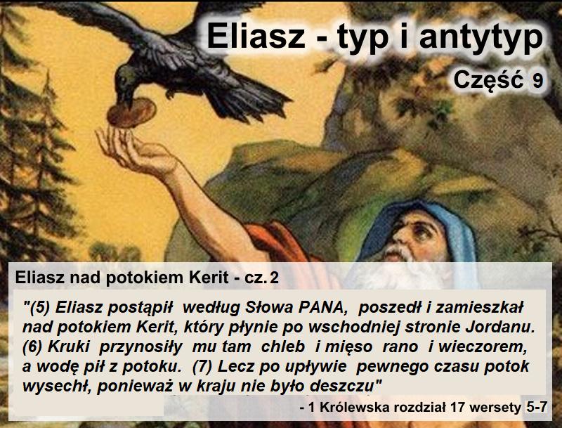 Eliasz nad potokiem Kerit - cz.2