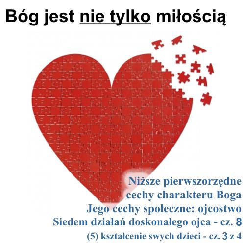 Siedem działań doskonałego ojca: (5) kształcenie swych dzieci - cz.3