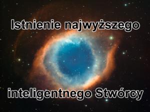 Istnienie najwyższego inteligentnego Stwórcy