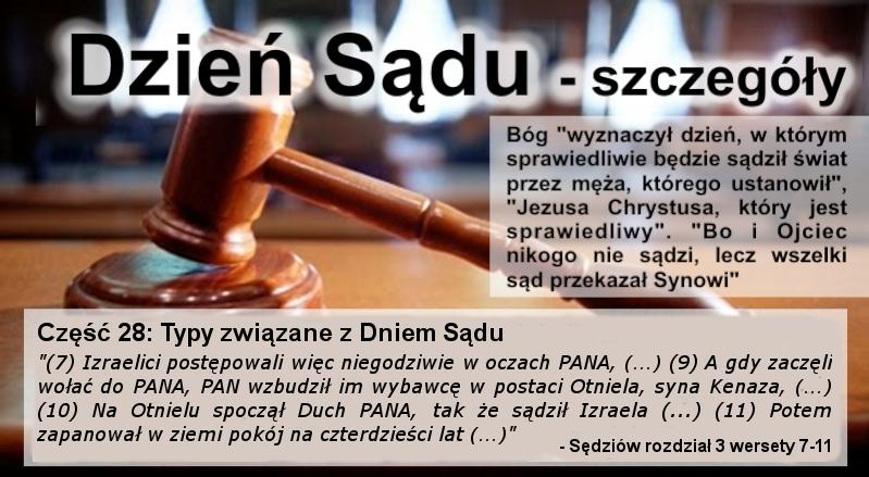 Typy związane z Dniem Sądu