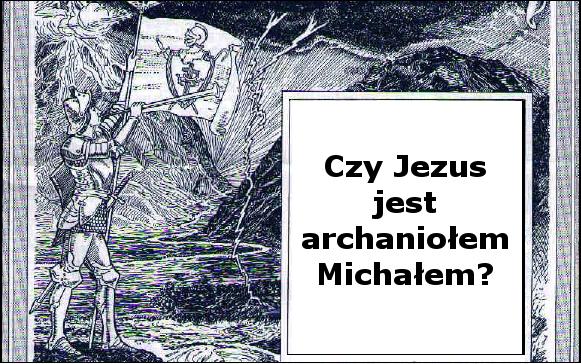 Na obrazku jest przedstawiona scena z Objawienia św. Jana, w której ubrany w zbroję rycerza, i trzymający sztandar, archanioł Michał dmie w trąbę stojąc na skale nad trzęsącą się ziemią i falami zalewającymi skały, a w tle jest burza z piorunami